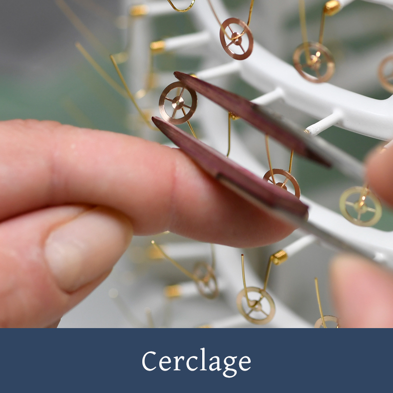 Roud'hor Sa, horlogerie, cerclage, marques horlogères de prestige, Vallée de Joux, Suisse