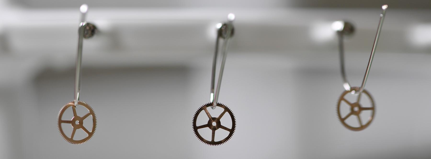 Roud'hor Sa, horlogerie, cerclage, roues cerclées, marques horlogères de prestige, Vallée de Joux, Suisse